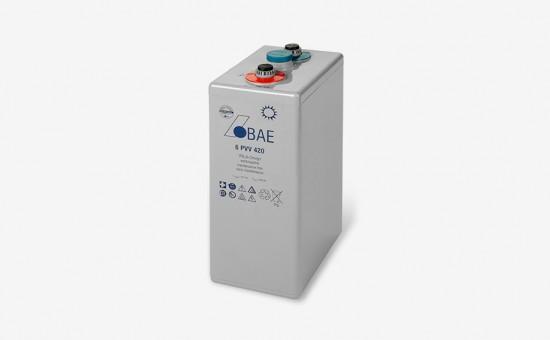 Batería Estacionaria BAE GEL PVV