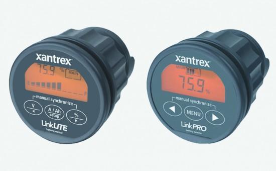 Monitor de Baterías Xantrex LinkLite LinkPro