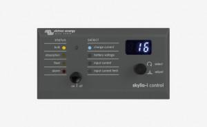 Panel de control Cargador de baterías Skylla
