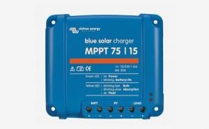 Regulador Solar BlueSolar MPPT 75/15