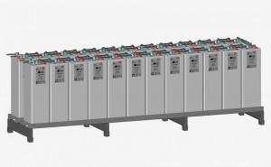 Batería Estacionaria BAE GEL - Bancada