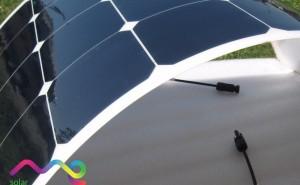 Panel Solar Flexible Me Solar