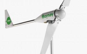 Aerogenerador Bornay 3000