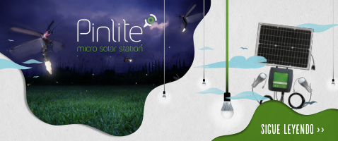 Micro estación solar PinLite
