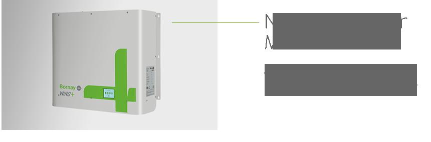 Regulador MPPT Aerogenerador Wind Plus