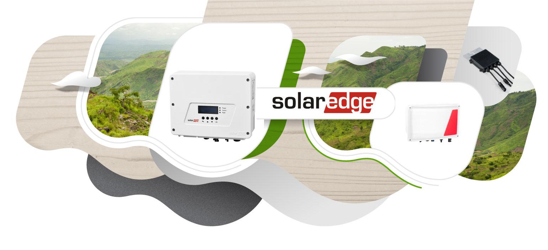 Inversores Conexión a Red SolarEdge