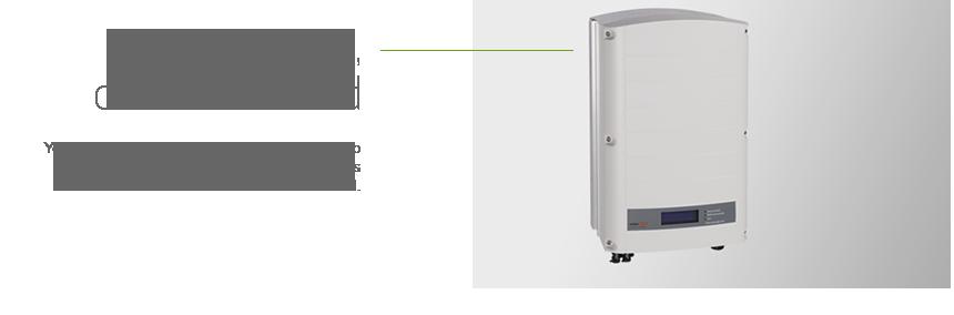 Inversores de Conexión a red SolarEdge