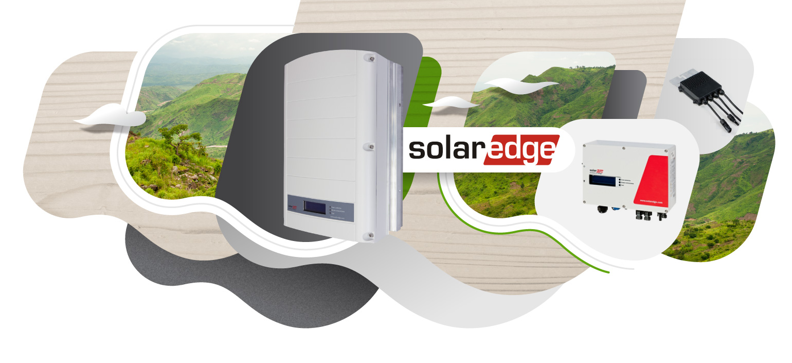 SolarEdge Grid connection inverters