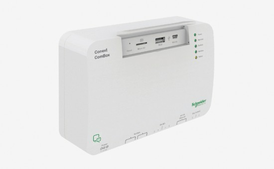 Bornay Schneider Electric Conext ComBox