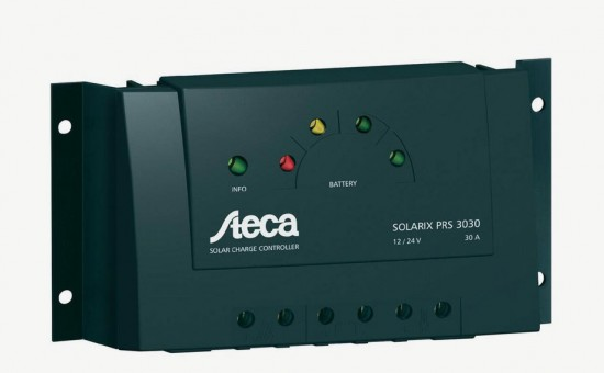 Regulador Solar Steca PRS
