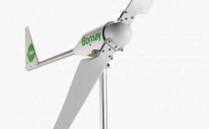 Aerogenerador Minieolica Bornay 3000