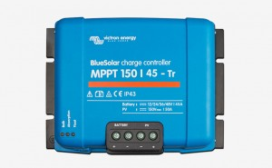 Regulador Solar MPPT Victron Energy BlueSolar 150/45