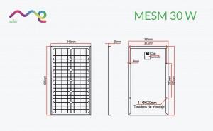 Panel Me Solar 30 W