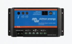 Regulador Victron BlueSolar PWM DUO