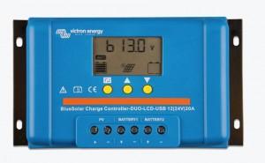 Victron Energy BlueSolar PWM LCD USB