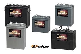Baterías Deka Promaster