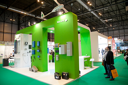 Bornay Small Wind Turbines, Exhibitions