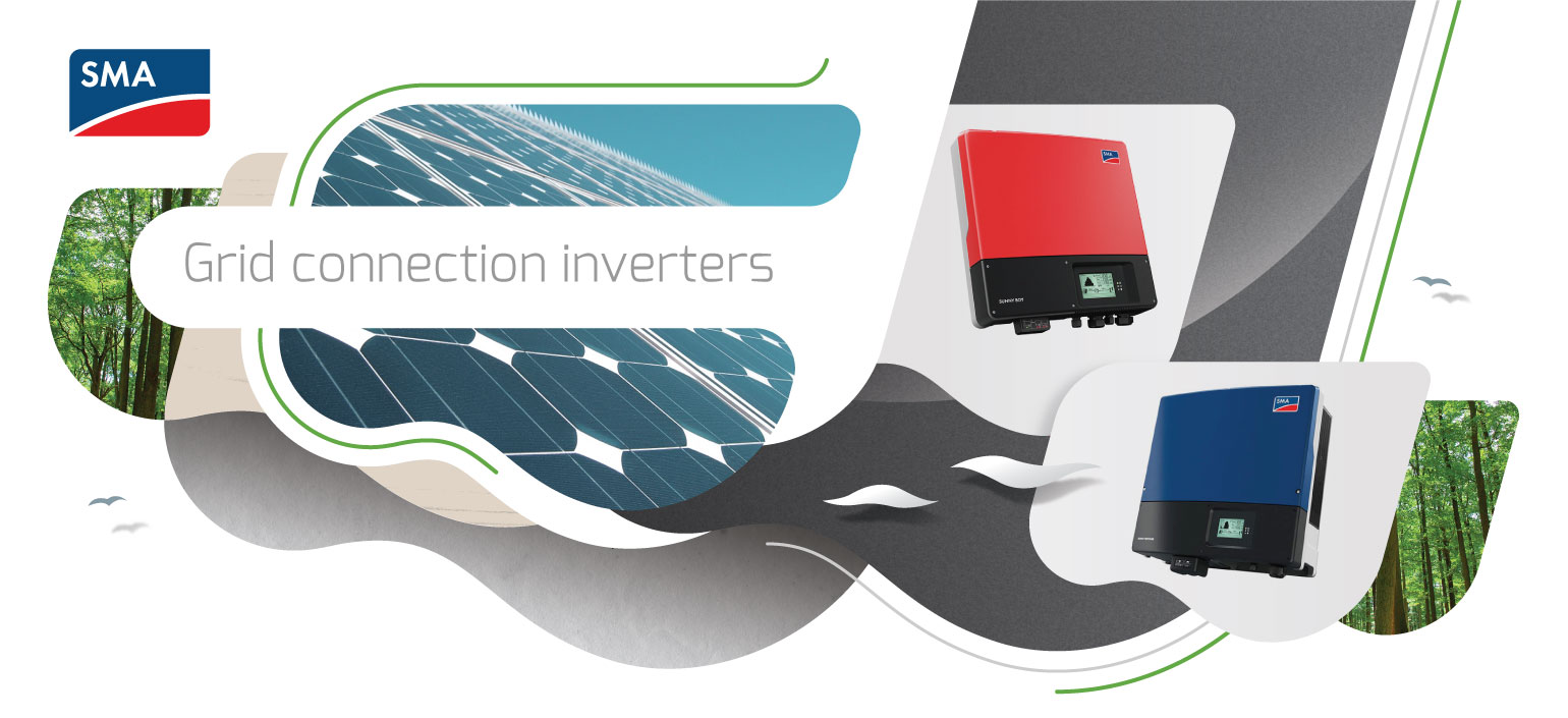 SMA Grid connection inverters