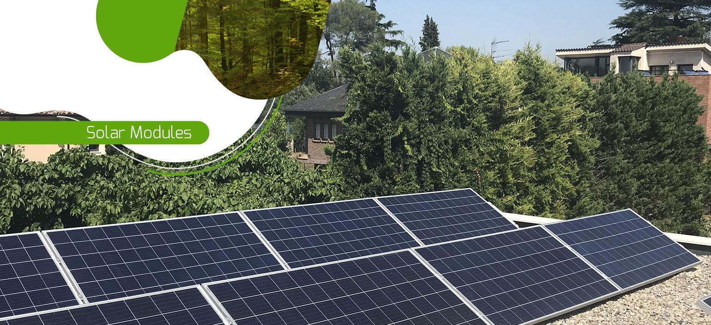 Bornay Solar Modules