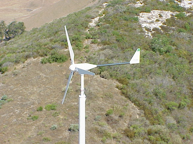 Bornay 6000 Small Wind Turbine
