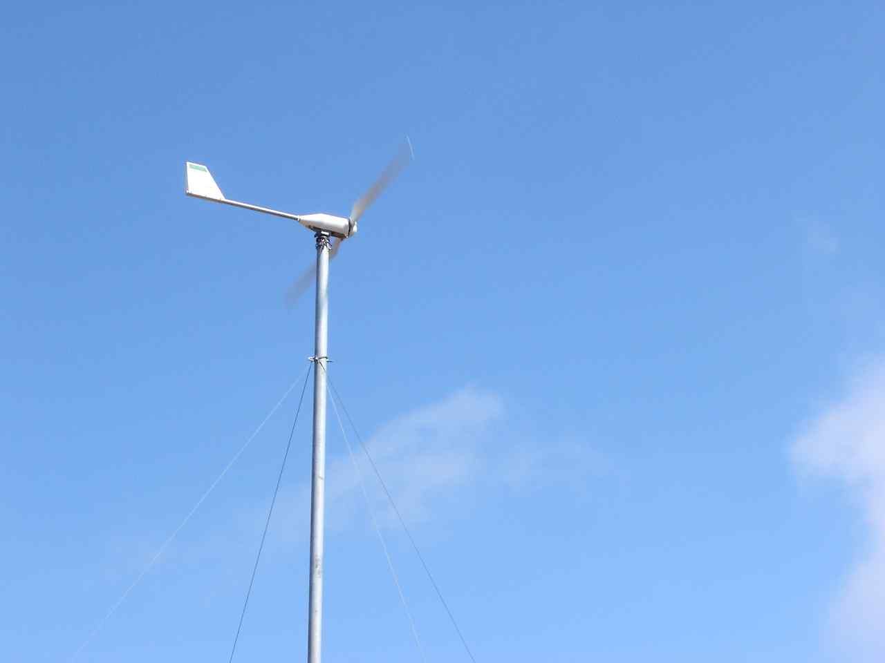 Bornay 1500 Small Wind Turbine